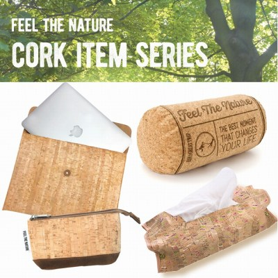 FEEL THE NATURE CORK ITEM SERIES